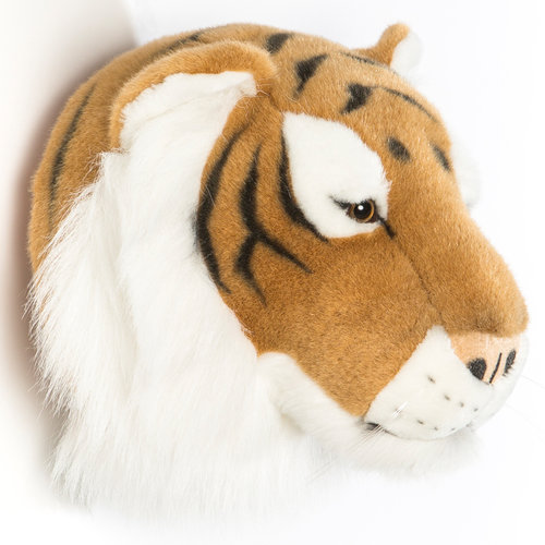 Wild and Soft Tiger trophy soft toy Felix