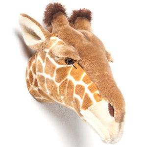 Wild and Soft Giraffe trophy soft toy Ruby