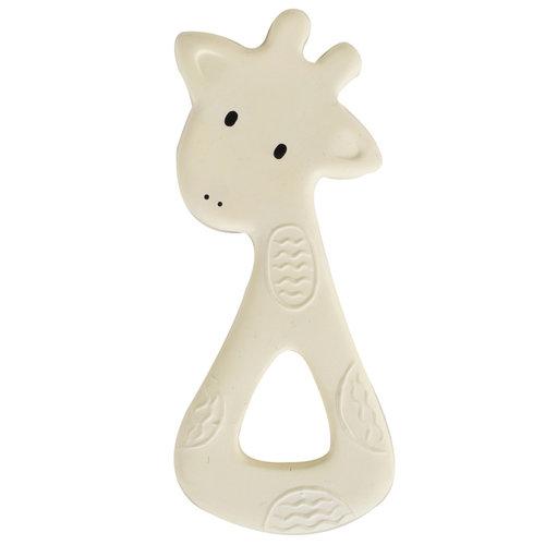 Tikiri Giraffe teether pale yellow