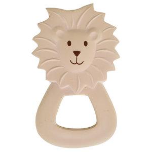 Tikiri Lion teether beige