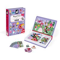Magneti'Book Princesses 55 Pieces