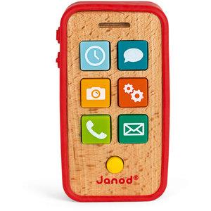 Janod Telefoon met geluid