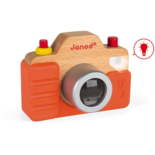 Janod Camera with sound and flash
