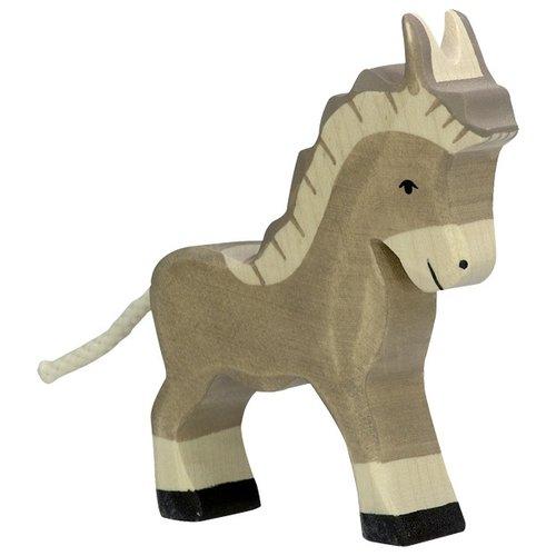 Holztiger Donkey small 80049 9 cm