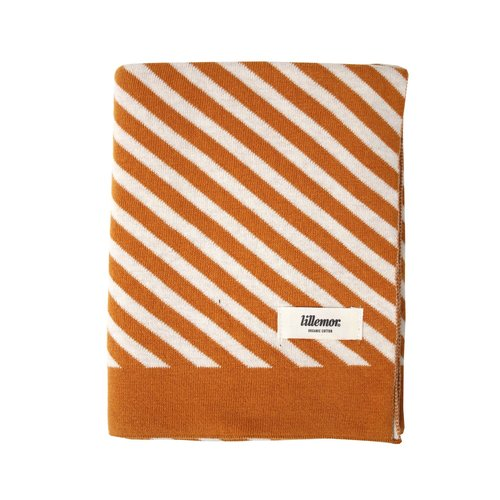 Eef Lillemor Blanket Stripes brown
