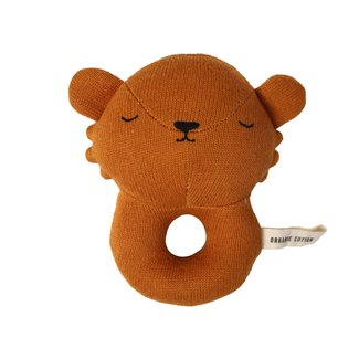 Eef Lillemor Rattle lion brown
