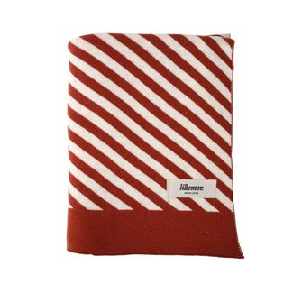 Eef Lillemor Blanket Stripes red