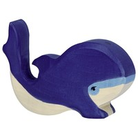 Blue Whale small 80196 7,5 cm