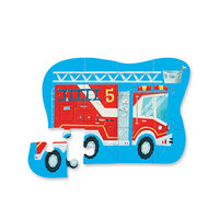 Puzzle Fire Truck 12 pieces