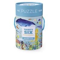 Puzzle36 Ocean Animals 100 pc.
