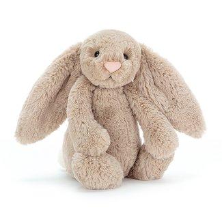 Jellycat Bashful Bunny Knuffel Konijn Beige 31 cm