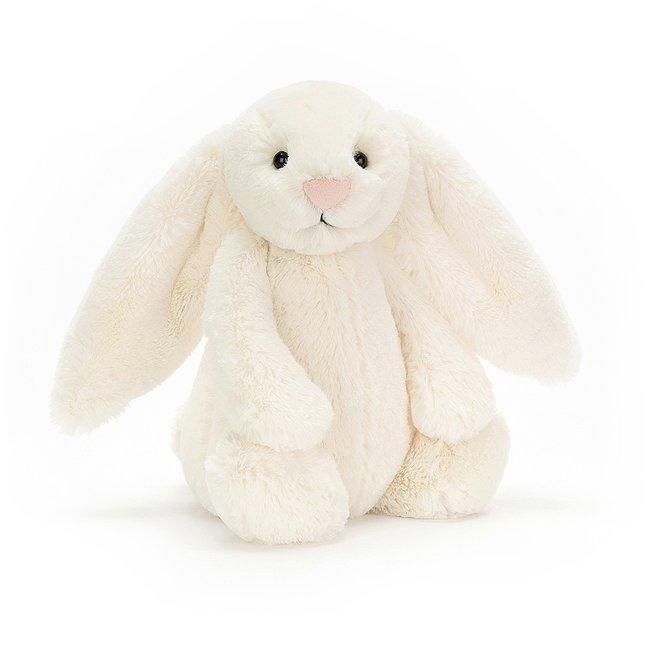 Jellycat Bashful Bunny Knuffel Konijn Creme 31 cm