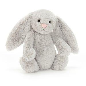 Jellycat Bashful Bunny Kaninchen Silber 31 cm