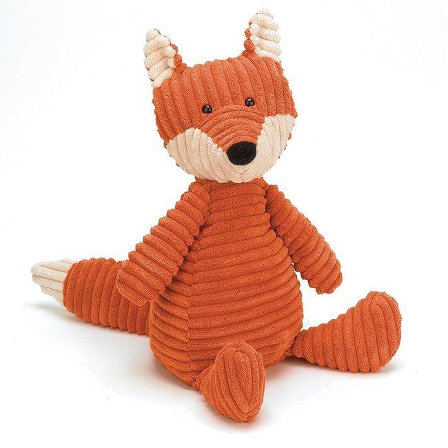 Jellycat Vos Cordy Roy Knuffel Oranje 38 cm