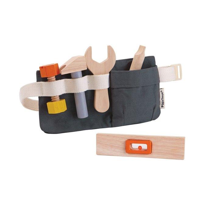 PlanToys Werkzeuggürtel Holz
