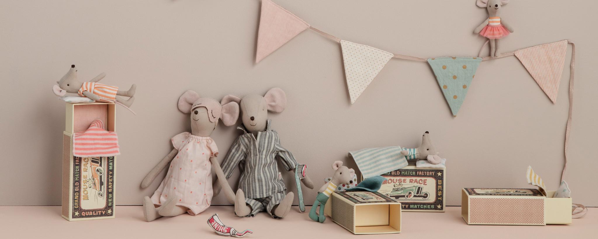 Maileg muisjes zijn onweerstaanbaar lief