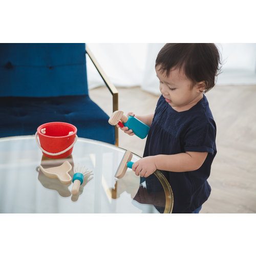 PlanToys Cleaning Set 3498