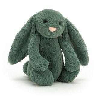 Jellycat Bashful Bunny Knuffel Konijn Groen 31 cm