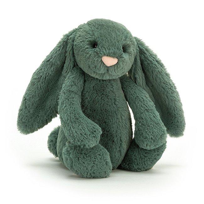 Jellycat Bashful Bunny Kaninchen Grün 31 cm