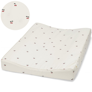 Konges Slojd Changing Cushion Cherry White Red