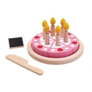 PlanToys Birthday Cake Set Wood
