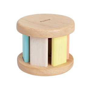 PlanToys Roller Hout Pastel