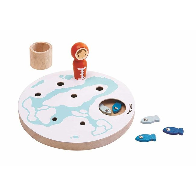 PlanToys Ice Fishing Spel