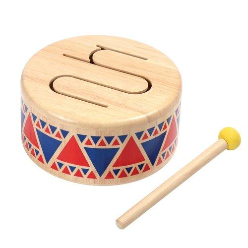 PlanToys Solid Drum Wood