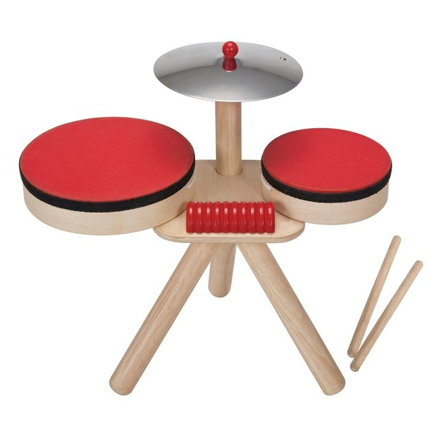 PlanToys Drumstel Musical Band