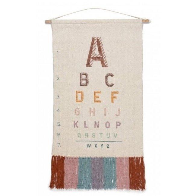 KidsDepot Wandkleed Beta ABC