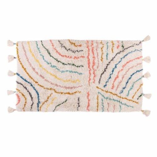 KidsDepot Berber Rug Pastel