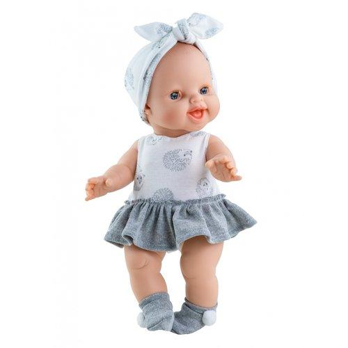 Paola Reina Doll Gordi Anik Laughing Girl 34 cm