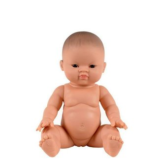 Paola Reina Doll Gordi Asian Girl Blanca