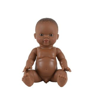 Paola Reina Doll Gordi African Boy Bonifacio