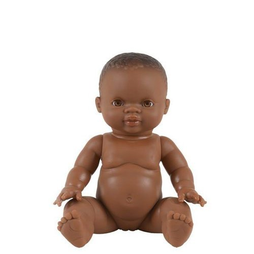 Paola Reina Puppe Gordi afrikanisches Mädchen Amparo