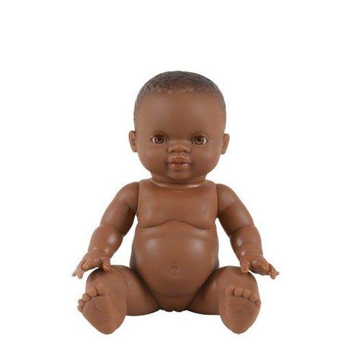 Paola Reina Doll Gordi African Girl Amparo 34 cm