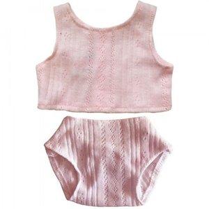 Paola Reina Dolls Underwear Pink Gordi