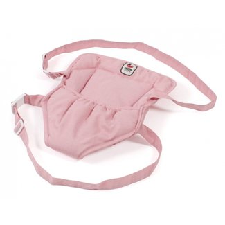 Bayer Chic 2000 Doll's Carrier Pink
