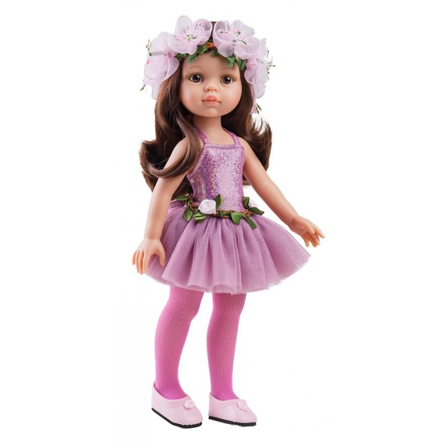 Paola Reina Doll Amigas Carol Ballerina