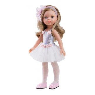 Paola Reina Puppe Amigas Carla Ballerina