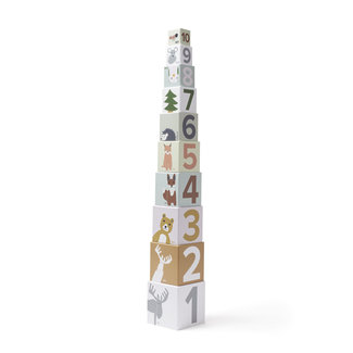 Kids Concept Stacking Tower Edvin
