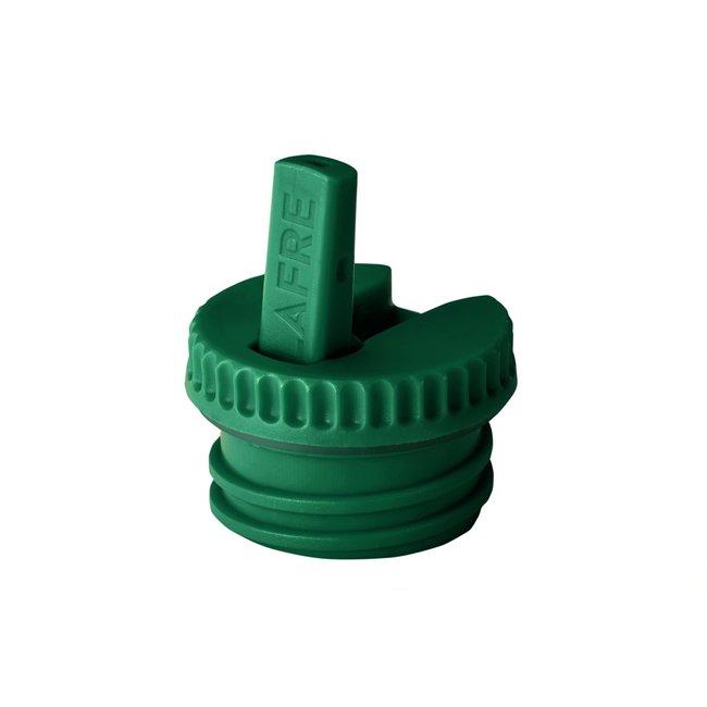 Blafre Dop met tuit groen