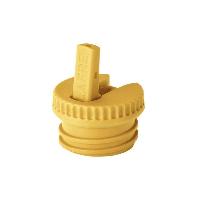 Blafre Dop met tuit geel