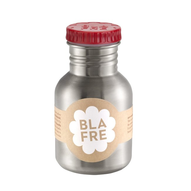Blafre Drinkfles 300 ml Rood