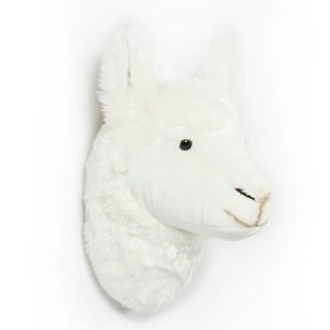 Wild and Soft Llama trophy soft toy Lily