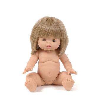 Minikane Puppe Zoe Gordi Blonde Haare