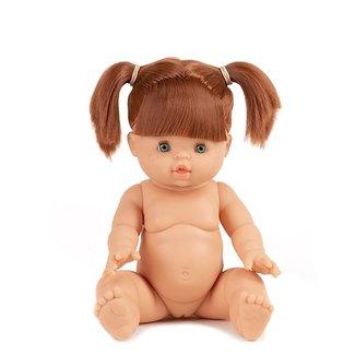 Minikane Puppe Gabrielle Gordi Rote Haare