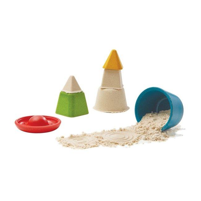 PlanToys Sandspielzeug Holz