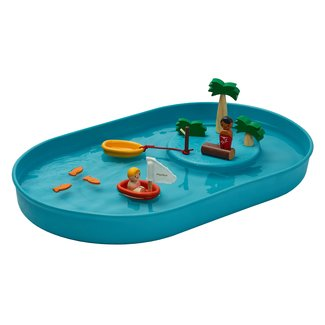 PlanToys Waterspeelbak Set