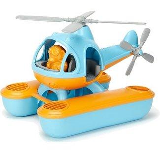 Green Toys Seehelikopter Blau